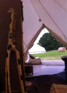 Une décoratioon de nos tentes, du mobilier, des tapis de sol